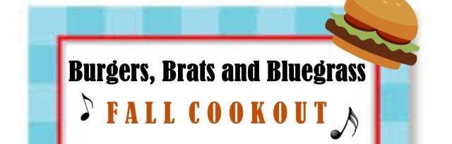 Burgers, Brats and Bluegrass