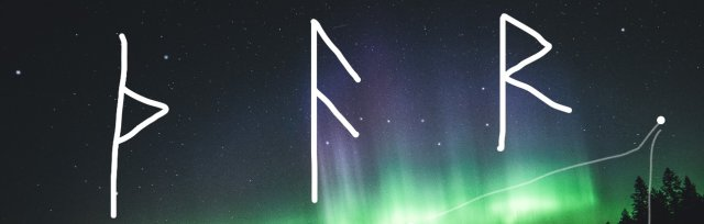 The Rune Magician - One year on-line foundation course in mastering the 24 runes of the Elder Futhark Session 2
