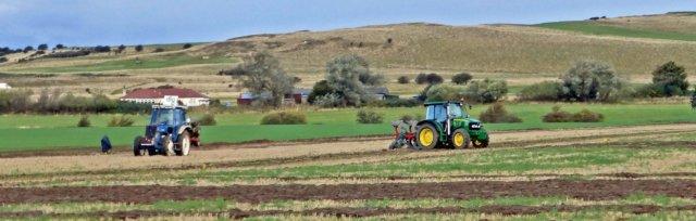 Borders Regional Fundraising Ploughing Match
