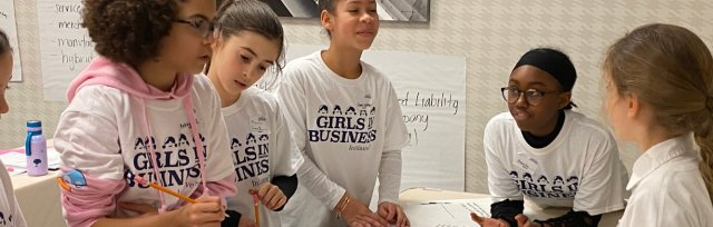 Girls in Business Camp San Diego 2022