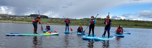 Sup club - social paddle, Thursday 24th June