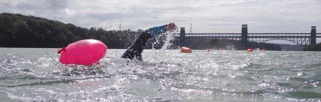 The Mini Menai Strait Swim - August