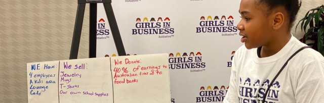 Girls in Business Camp San Francisco 2022