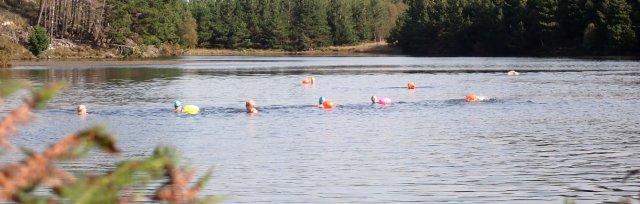 The Secret Swim Walk:  Aug 15