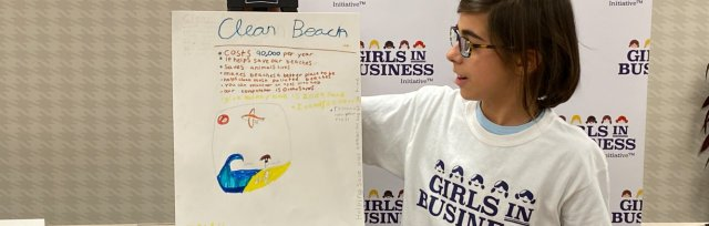 Girls in Business Camp Tallahassee 2021