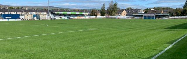 Clitheroe FC v Chester City FC