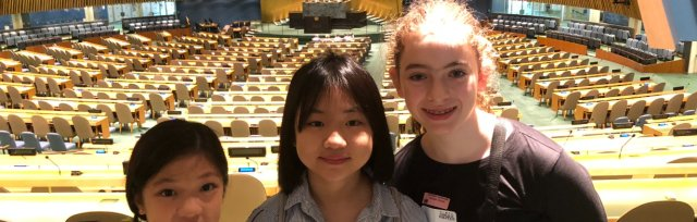 Camp United Nations for Girls New York City 2022
