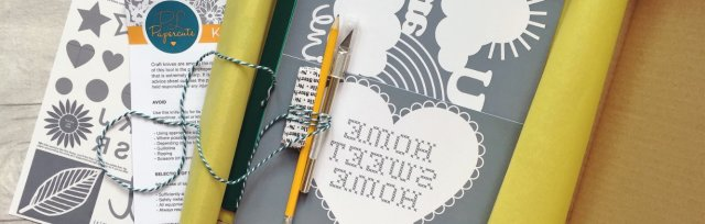 Introduction to Papercutting with with Adriana Roberts [Ref#5110]
