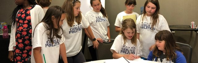 Camp Congress for Girls Pittsburgh 2022