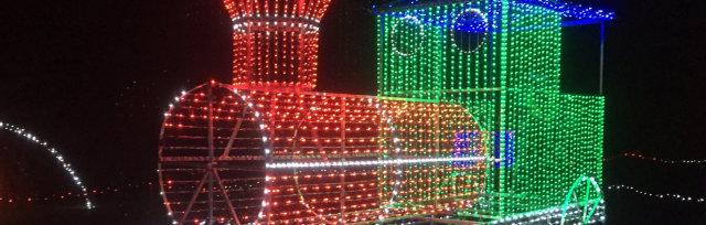 2020 Jax Illuminations Drive Thru Holiday Light Show