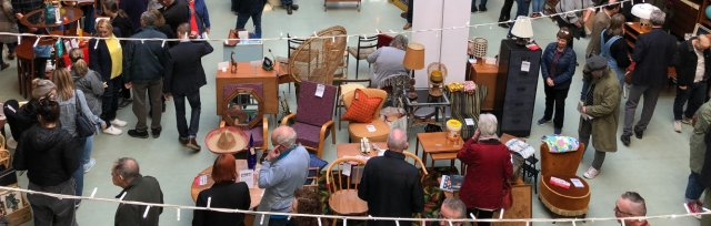 Vintage Home Show North London Trader Tickets
