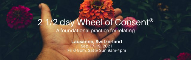 Wheel of Consent® - Lausanne