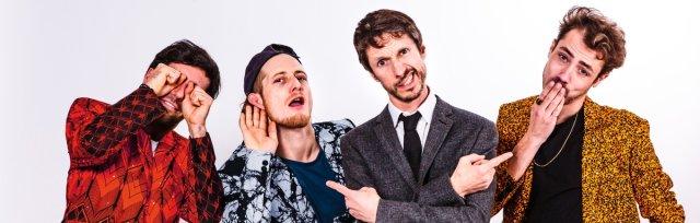 The Undercover Hippy (Full Band) + Karyo @ The Thekla, Bristol