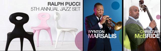 RALPH PUCCI 5th Annual Jazz Set - Sponsorships + VIP Tickets