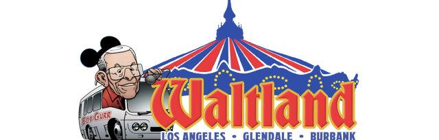 Waltland Disney History Bus Tour
