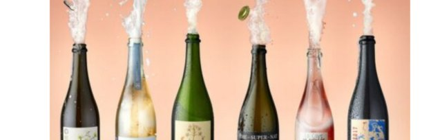 COUPE, THERE IT IS! A sommelier-guided bubbly and fried nibbles tasting experience!