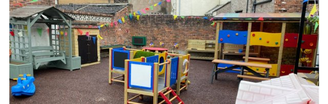 Friday Soft Play & Cafe (various times)