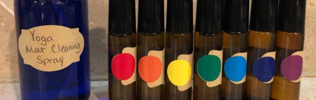 DIY Aromatherapy Bundle Workshop $47