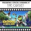 Alban City School PTA Odyssey Cinema Takeover! image