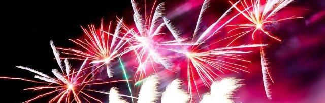Sotterley Hall Fireworks