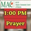 2- Second Prayer starts at 1:00 PM image