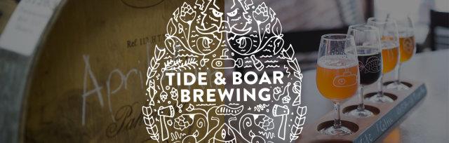 Tide and Boar Brewing Mug Club