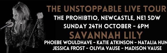 Unstoppable Showcase Tour - The Prohibition Bar