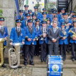 St Ives September Festival : 'Helston Town Band' : 'Last Night of the Proms' image