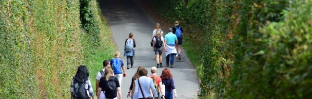 Orchards, Oast Houses and Pilgrims History Hike - From Chilham to Canterbury