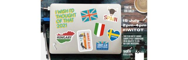 SOFII • IWITOT 2021: UK & Europe • RECORDINGS ONLY