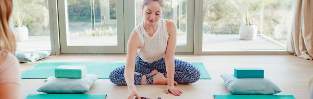 Winter Solstice Restorative Yoga - Return To Light - in Aid of Mummy's Star