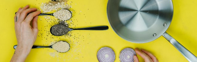 Online cookery course