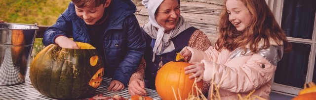 Jack O'Lantern Hallowe'en Festival