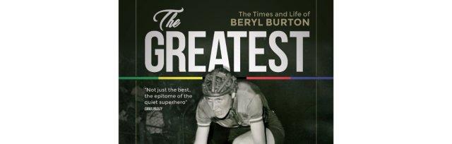 Recorded stream: Celebrating Beryl Burton, with William Fotheringham