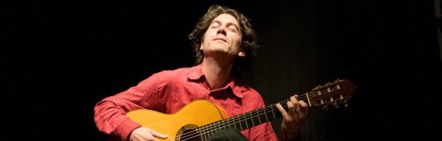 Intro to Flamenco Guitar Workshop with Andreas Arnold