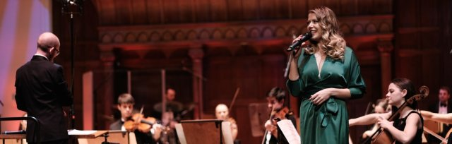 Swing Into Christmas with Down for the Count Concert Orchestra