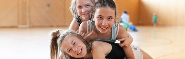 Kinder Kampfkunst Sommer Spass