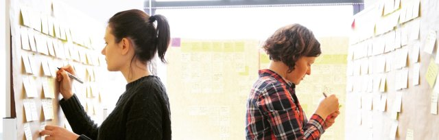 CUSTOMER JOURNEY MAPPING, MODELLING & INFORMATION ARCHITECTURE - UX TRAINING