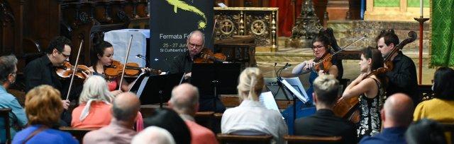 ChamberMusicBox @ St John's Church, Farncombe