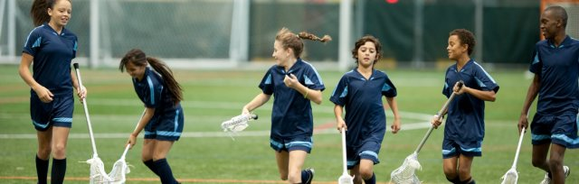 Richmond Lacrosse Autumn Pinball Programme (For Children in Year 2, 3, 4 and 5)