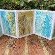 Botanical Books - Gelli and Monoprinting [Ref: #479 #5214] image