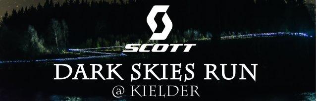 SCOTT Dark Skies Run Double Bronze, Silver & Gold