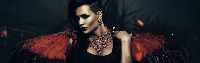 DEEVA Tgirl & Admirers Party @ TH - Spooky Halloween Edition