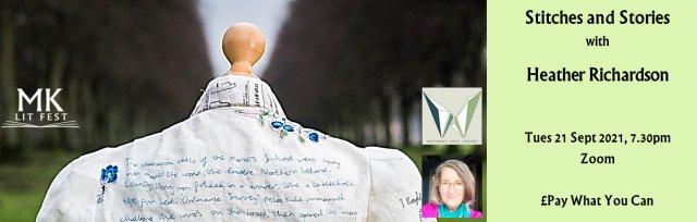 Stitches and Stories - Heather Richardson