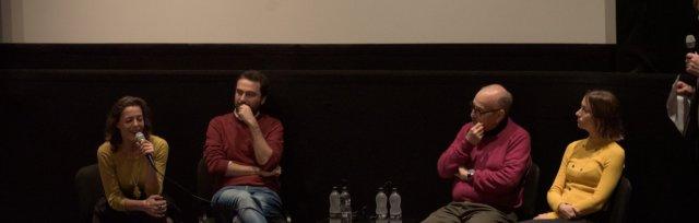 SATURDAY 20TH NOVEMBER:EUROPEAN FILM FESTIVALS SHOWCASE