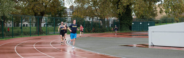 LCR Mile Time Trial