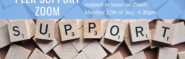 AVM Peer Support Zoom Group - first meeting