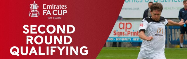 Weston-super-Mare AFC v Taunton Town - Emirates FA Cup Second Round Qualifying