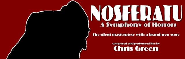 Nosferatu with live score