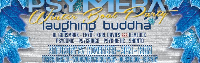 PSYMERA Winter Boat Party 2021